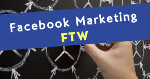 Facebook Marketing Strategies For The Win
